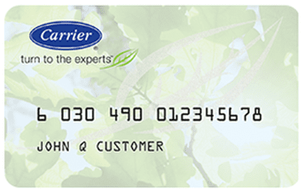 carrier credit card