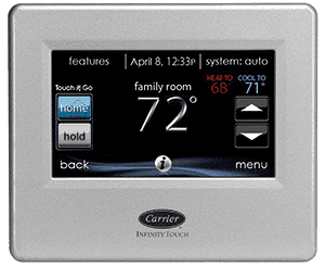 Carrier Infinity Touch Wi-Fi